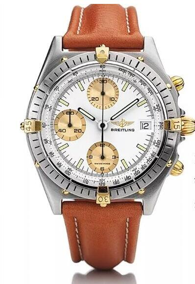The logo with wings of Breitling was adopted by Breitling in 1980s.