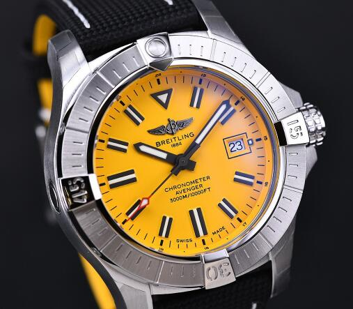 The Breitling Avenger is with high cost performance.